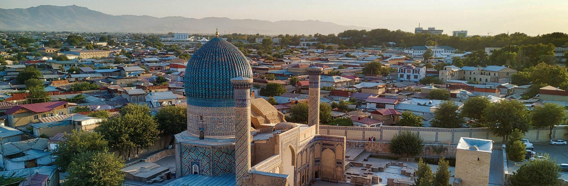 UZ Encantos de Uzbekistán y Turkmenistán 11 días 2