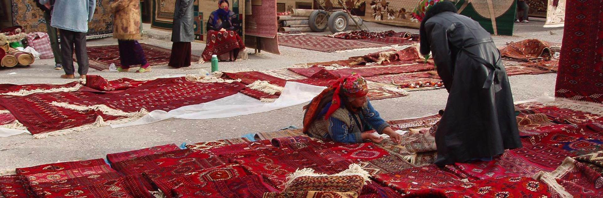 UZ Encantos de Uzbekistán y Turkmenistán 11 días 3