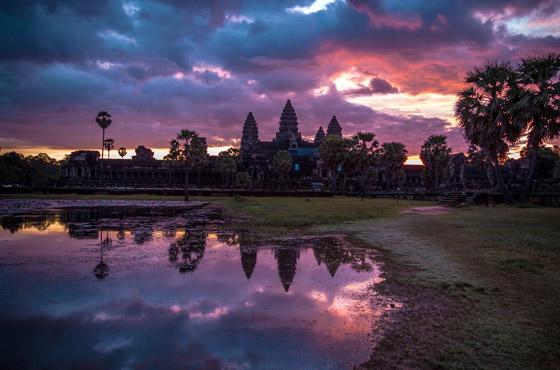 Guía de viaje a Camboya