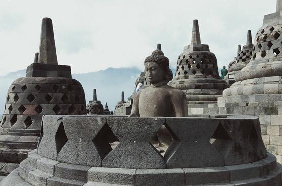 Guía de viaje a Indonesia