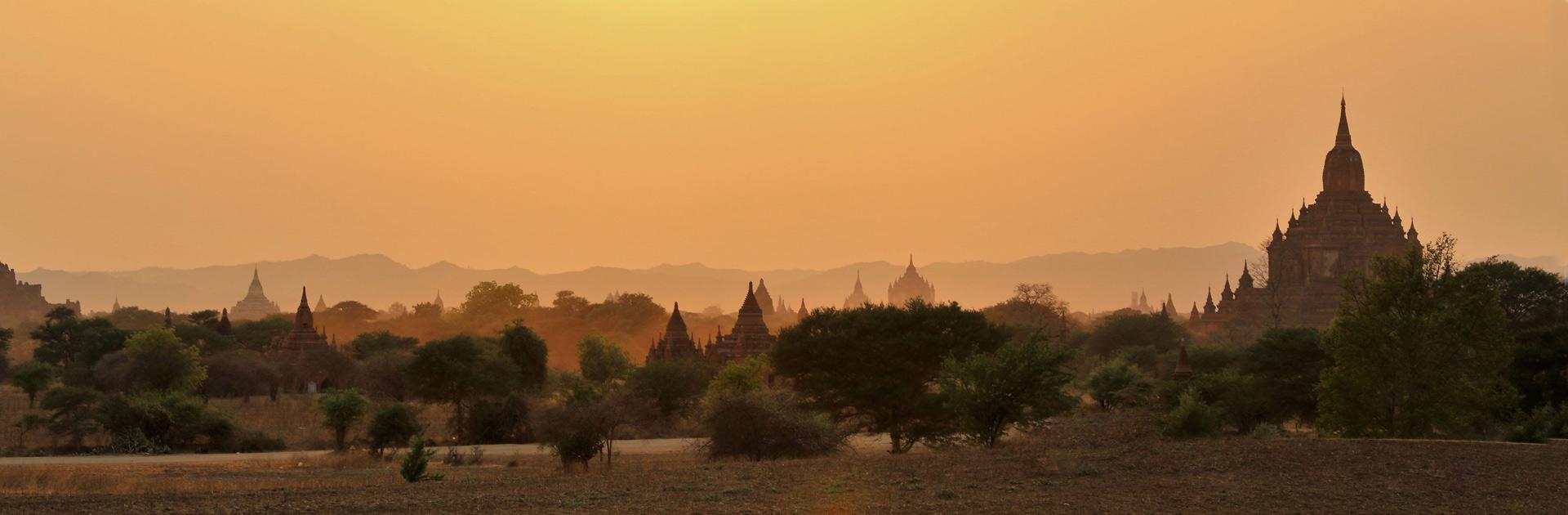 KHMM Myanmar Básico y Angkor 13 días 2