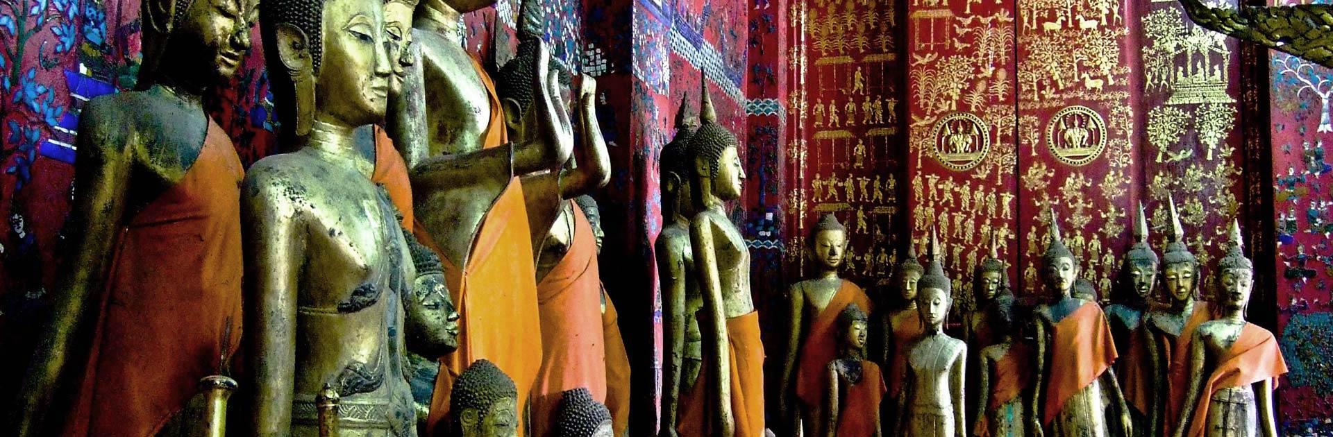 LA El espiritud de Laos 15 días 2