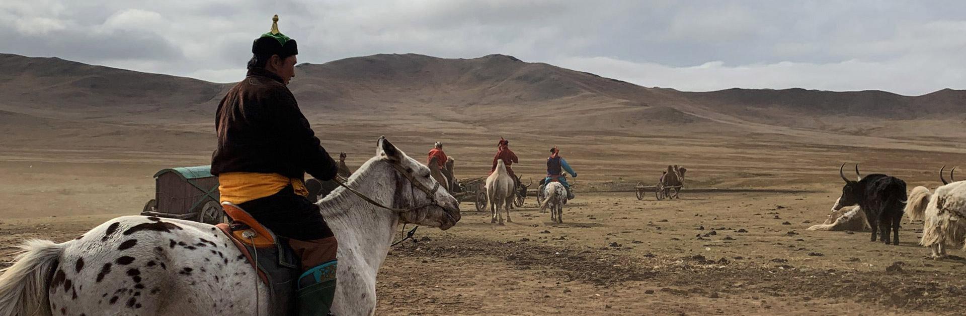 MN Mongolia Explorar la Tierra Misteriosa 14 días 2