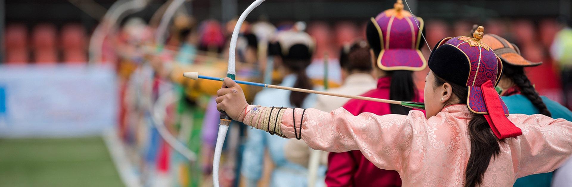 MN Mongolia con Festival Naadam 16 días 1