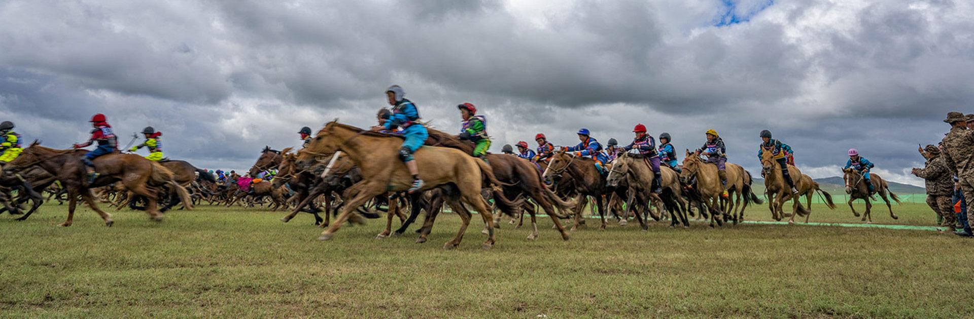 MN Mongolia con Festival Naadam 16 días 2