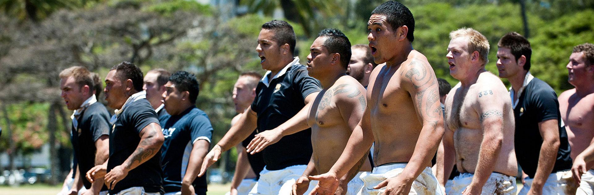 NZ Haka 16 días 2