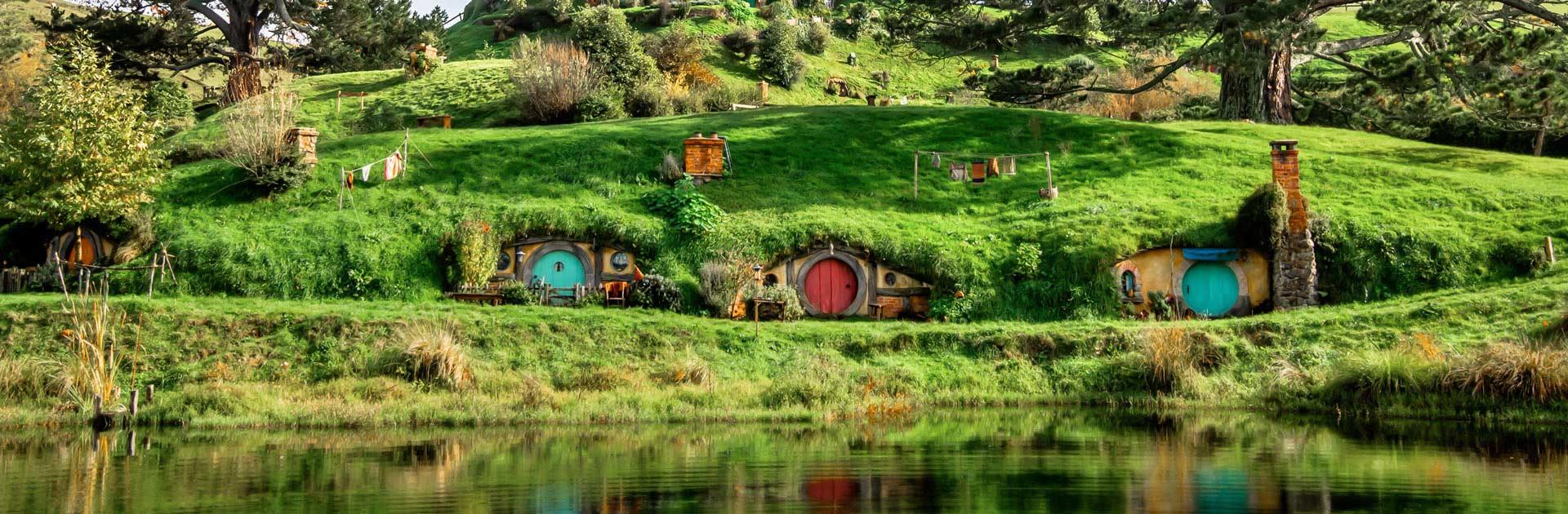NZ La Tierra Media 20 días 2