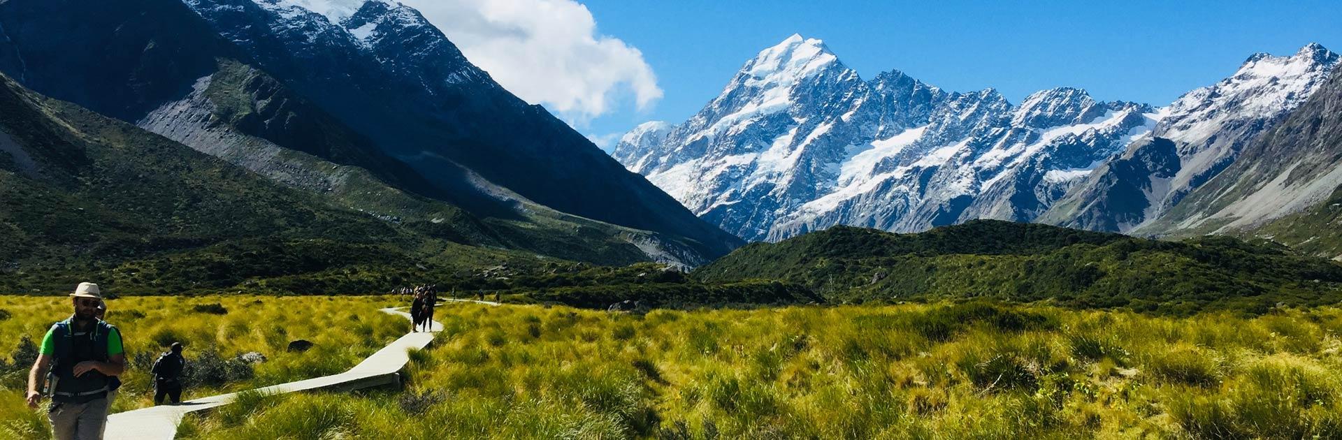 NZ Nueva Zelanda Express 17 días 2