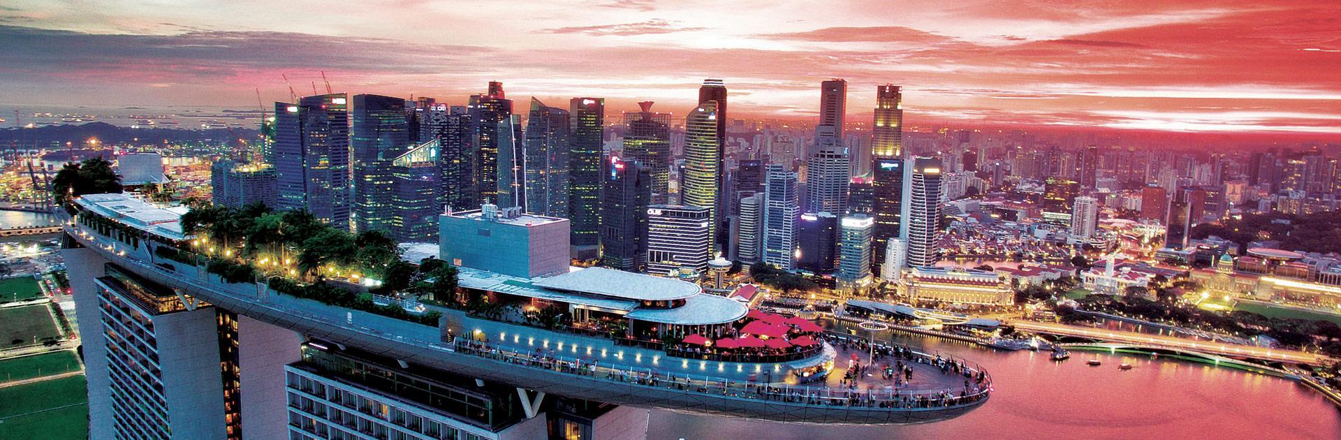 SG Singapur al Completo 7 días 1