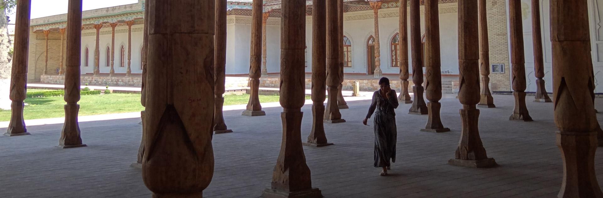 UZ Uzbekistan básico en tren y extensión a Fergana 11 días 2