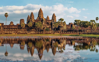 Los 10 mejores lugares que visitar en Camboya
