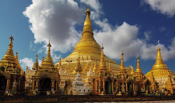 Viajar a Myanmar con niños: sí puedes