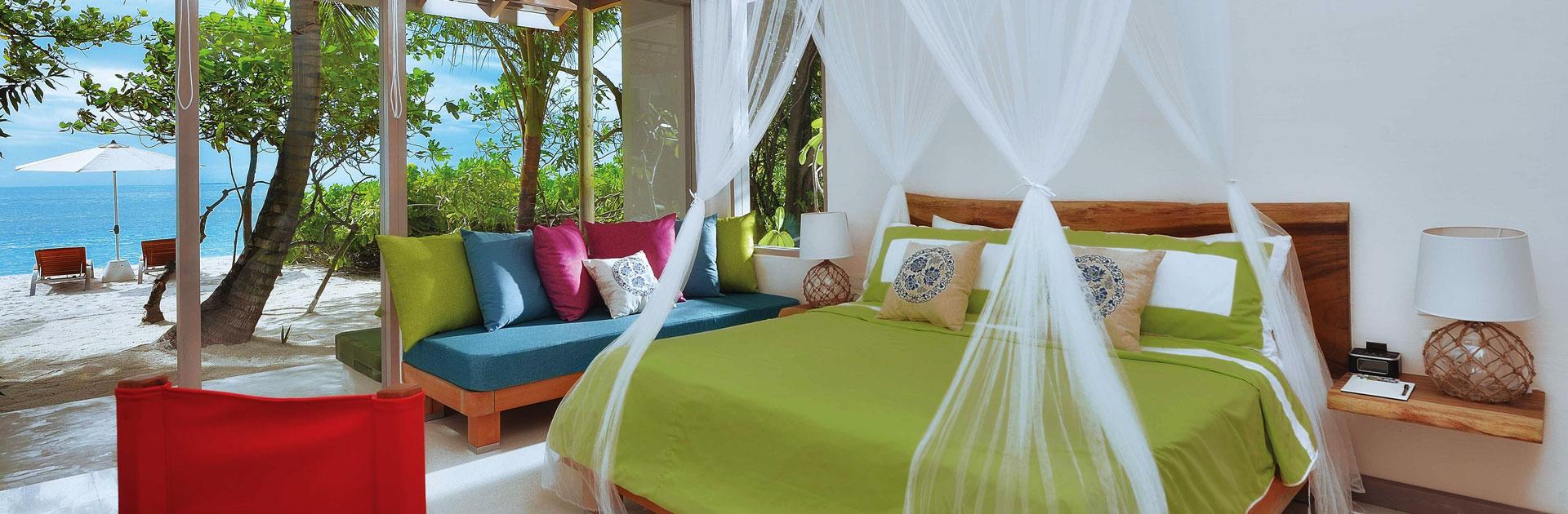 MV oblu helengeli deluxe beach villa