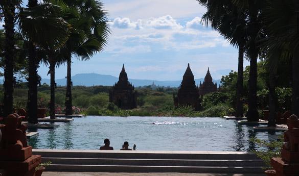 Visitar Bagan en tu viaje de novios