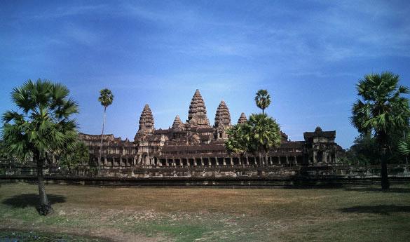 Visitar Camboya en tu luna de miel