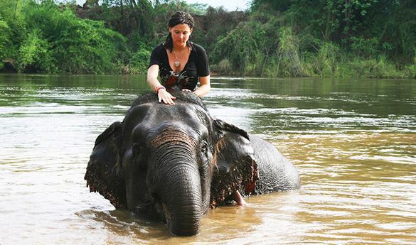 Conocer Chiang Mai en un viaje de novios a Tailandia