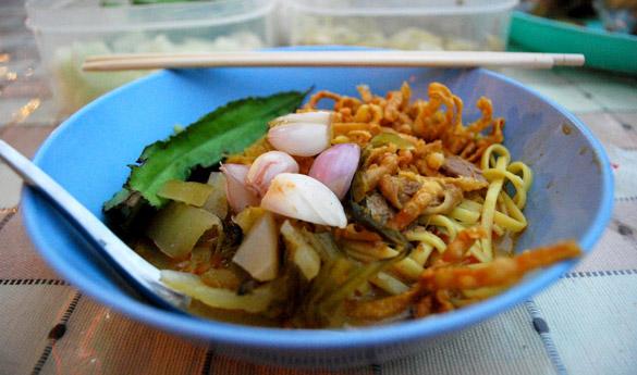 Comida típica Tailandesa