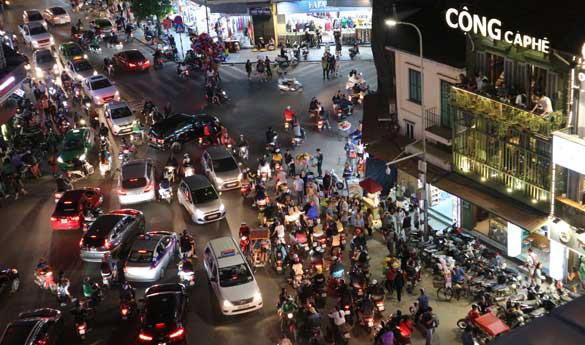 Visitar Hanoi en tu viaje de novios