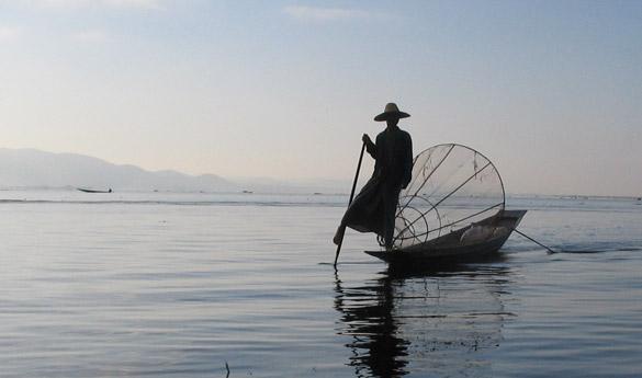 Conocer el lago inle en tu viaje de novios