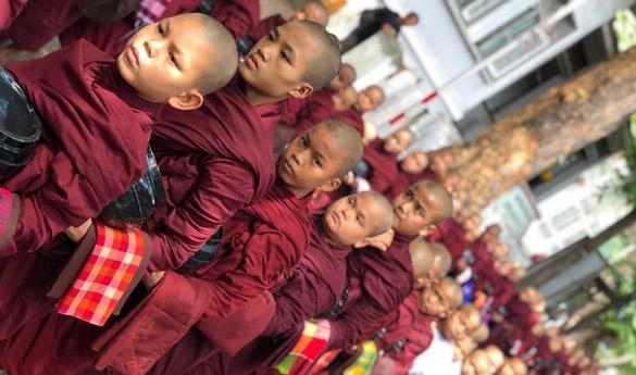 Visitar Mandalay en tu viaje de novios
