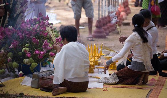 Datos de interés budista para viajar a Camboya