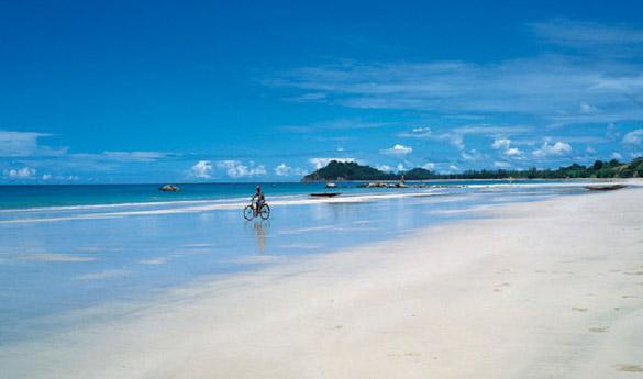 Visitar la playa Ngapali en tu viaje de novios
