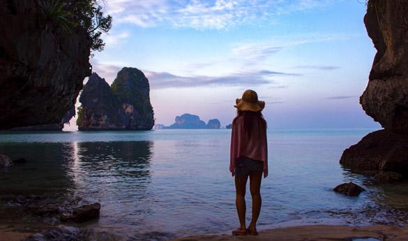 Viistar playas en tailandia en tu luna de miel