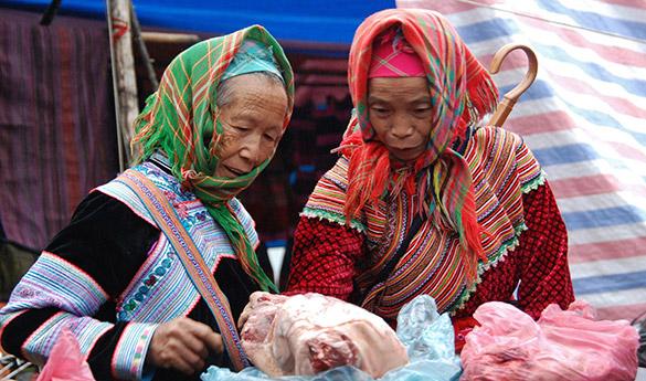 Visita Sapa en tu viaje de novios a Vietnam