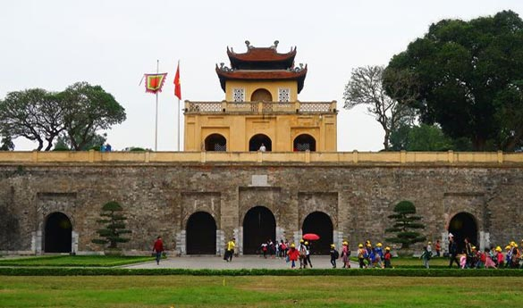 Thang Long en Hanoi