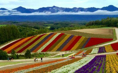 Viajar a Japón: Hokkaido,  la isla de las Cuatro Estaciones