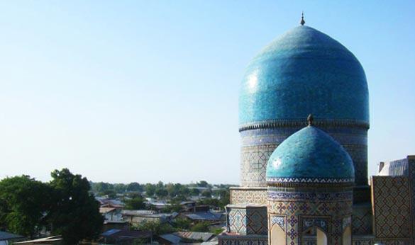 Tu viaje a sarmankanda Uzbekistan