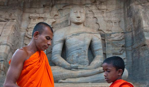 Sri Lanka y el Budismo