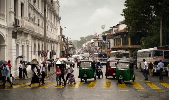 Kandy es la capital cultural de Sri Lanka