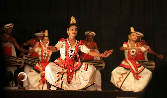 Baile Cingalés de Sri Lanka