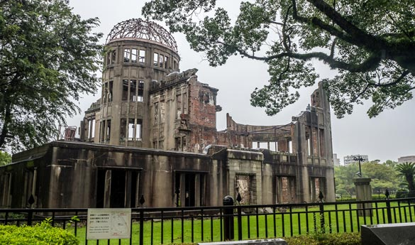 Hiroshima en Japon