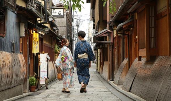 Visitar Kyoto en tu primer viaje a Japon