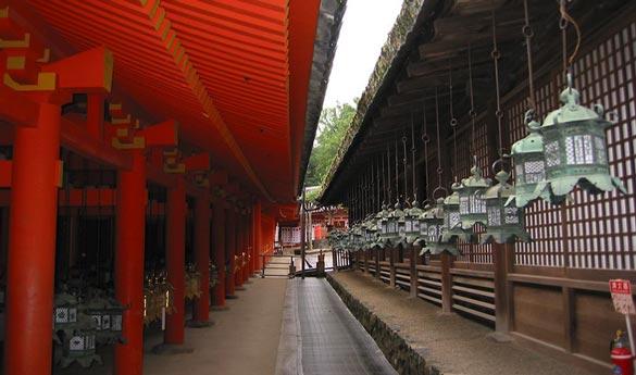 Nara en japon