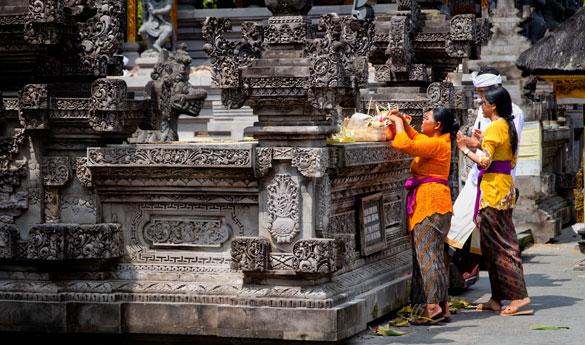 Templos que puedes visitar en Bali