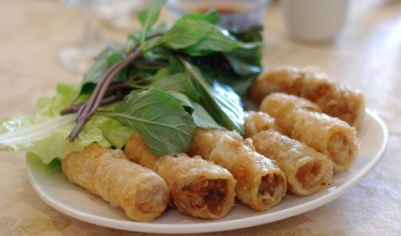 Cha Gio plato tradicional vietnamita