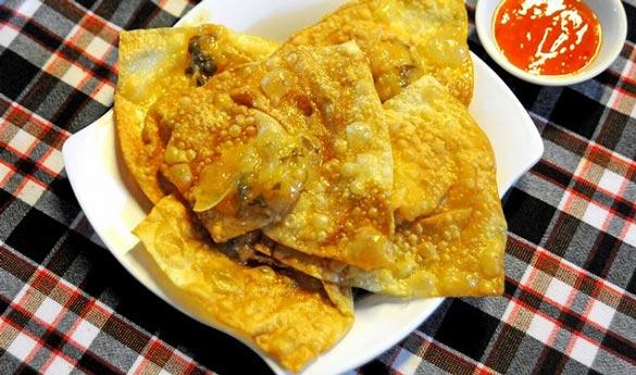 Wan Ton con Tomate plato tradicional vietnamita