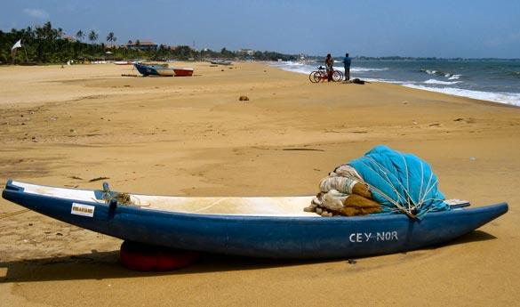 Cicloturismo en Negombo