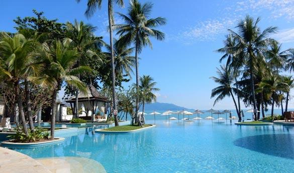Visitar Koh Samui en Tailandia