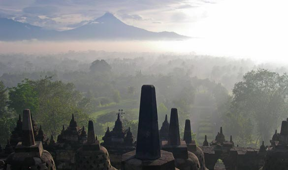 Merapi Indonseia