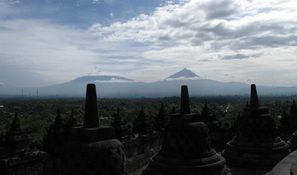 Indonesia y sus volcanes