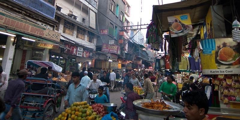 Viajar al norte de la India