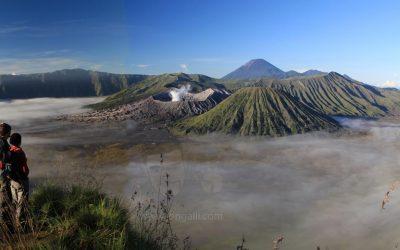 Viajar a Indonesia para descubrir sus volcanes y su Patrimonio natural
