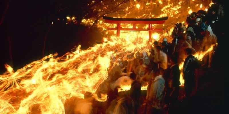 Oto Matsuri festival en Japón