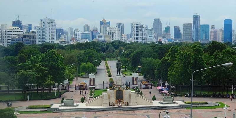 Lumphini Park Tailandia