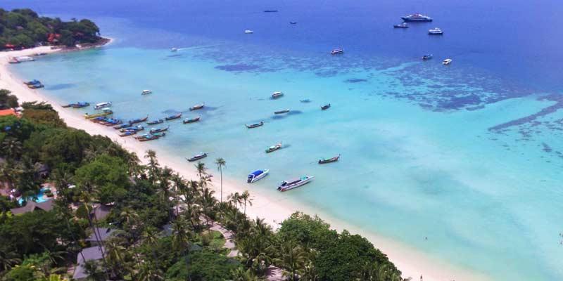 Phuket en Tailandia