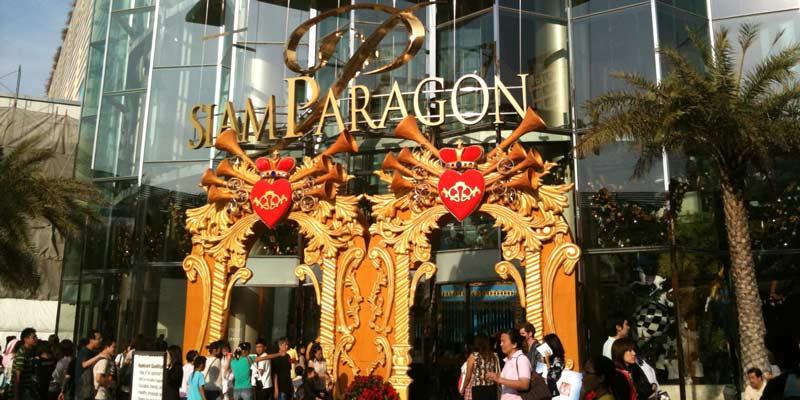 Siam Parangon, Tailandia